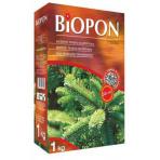 Biopon jesenné hnojivo na ihličnany 1kg