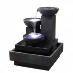Cascade Bronze - fontána interiér/exteriér
