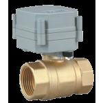 Guľový ventil s pohonom na 85 - 265V