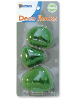 SF dekorácia Deco Rocks Blister 3 pcs