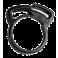 Hadicová spona na kvapkovú hadicu 16 mm