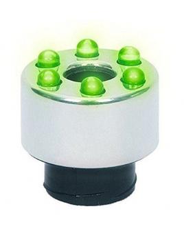 Svetelná jednotka Seliger Quellstar 600 LED zelená