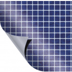 AVfol Relief 3D Mozaika Dark Blue 1,65m
