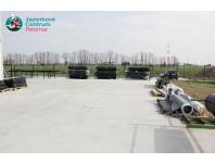 Jazierkové PVC fólie a Geotextílie skladom priamo na predajni