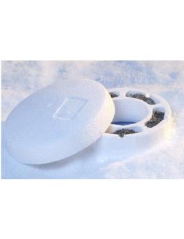 Zábrana tvorby ľadu 40cm