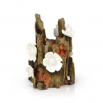 biOrb Flowers on Wood Ornament
