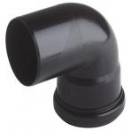 Oase Koleno 75 mm x 87° čierne jazierkové
