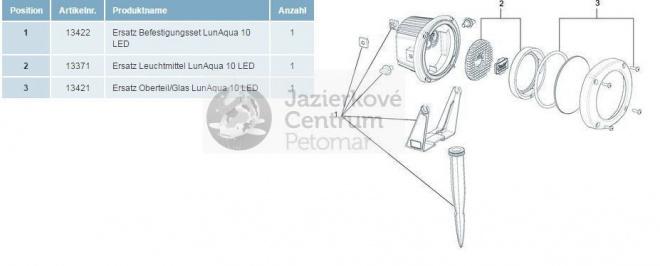 OASE Lunaqua 10 LED