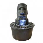 MOAI 80/120 - sklobetónová fontána exteriér