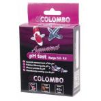 pH test Colombo (kyslosť vody)