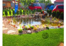 Záhradné jazierko 5 m3