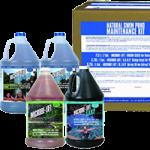 Prípravky pre kúpacie jazerá a BIObazény