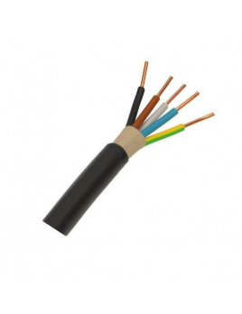 Kábel CYKY-J 5 x 2,5 mm3