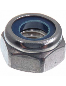 11113 Safety nut V2A DIN 985 M4
