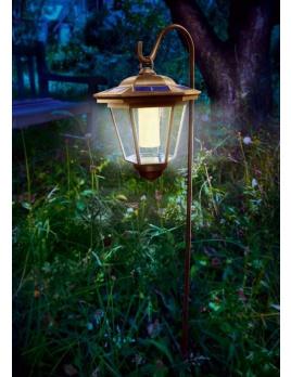 Solárny lampášik