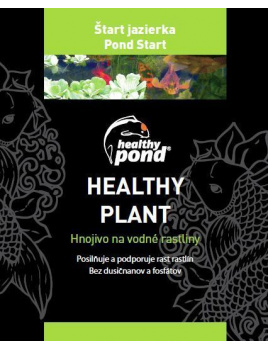 Healthy Plant 1l - hnojivo na vodné rastliny