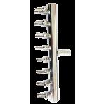 Osemcestný ventil 8mm - 4mm