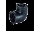 PP koleno (tvarovka plastová čierna)