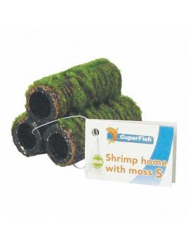 SF dekorácia Shrimp Home Moss S