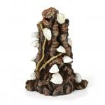biOrb White Shells on Stump Ornament 12,5 cm