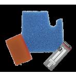 Set hubiek Filtral UVC 1500 s UV žiarivkou