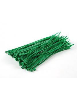 Príchytky na tieniace siete BRIDFIX 140mm zelené, 50ks