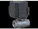 Guľový ventil s pohonom na 9-24V