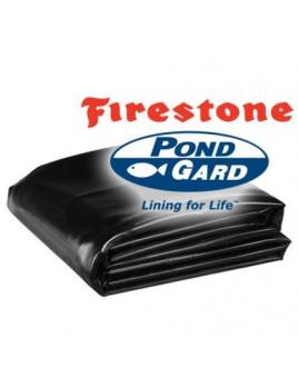 Firestone EPDM jazierková fólia 1,02mm, šírka 9,15m cena za m2