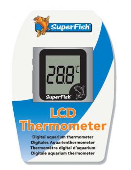 SF LCD Thermometer - teplomer do akvária