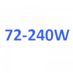 UV lampy 72-240W