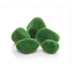 biOrb machové dekoračné kamienky zelené 5 cm