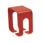 biOrb červený kryt na inteligentný ohrievač