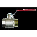 Guľový ventil vnútorný/vonkajší závit