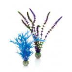 biOrb Rastlinkový set modrá a fialová 29 cm