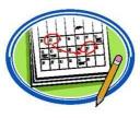 Jazierkový kalendár