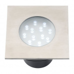 Hybra samostatné svietidlo, nerez d=90mm LED 2W IP68