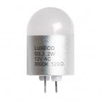 Svetelný zdroj Power LED, teplá biela, 12V 2W G5.3