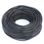 Netafim SPE mikrohadica 3x5mm, čierna, mäkká
