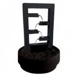 GOULOT Bronze s podstavcom - sklobetónová fontána exteriér/interiér