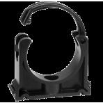 90 mm príchytka potrubia s bezpečnostnou sponou PVC