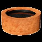 Dekoračný prstenec Corten 90