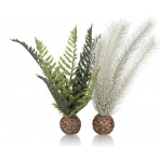 biOrb thistle fern grey/green S