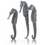 biorb seahorse 3 pack metallic black