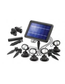 Solárne osvetlenie Quattro Power