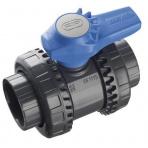 Guľový ventil 2-cestný EASYFIT 63mm FIP PN16