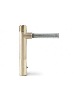 Mosadzný kľúč 5QC-K na ventil 5QC
