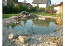Záhradné jazierko 15 m3