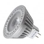 Svetelný zdroj MR16 Power LED, teplá biela, 12V 4W GU5.3
