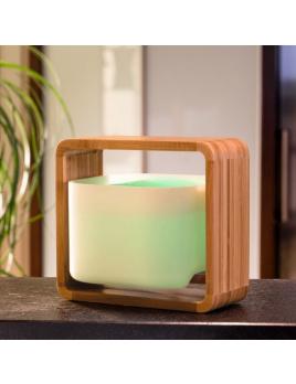 TIME - domáci zvlhčovač vzduchu s meniacimi farbami