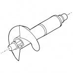 SteamMax 4000 náhradný rotor  - Oase